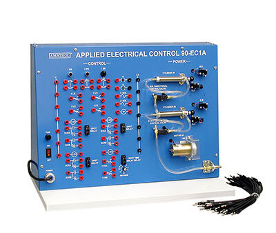 Electric Relay Control Learning System Image