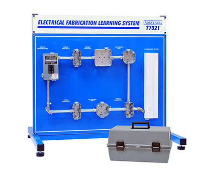 Electrical Fabrications 1 Learning System Image