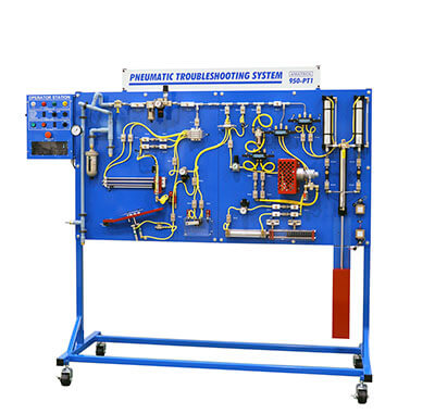 Pneumatic Troubleshooting Learning System Image