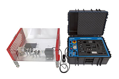 Portable Mechanical Drives Learning System Image