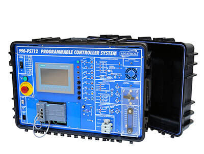 Portable PLC Combined Troubleshooting Learning System – Siemens S71200 Image