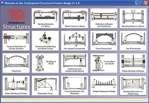 Structures Software Image