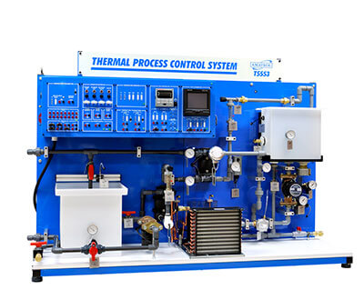 Thermal Process Control Learning System Image