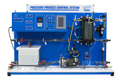 Pressure Process Control Learning System Image