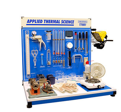 Thermal Science Learning System Image