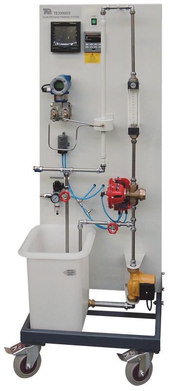 Flow Process Training System Image