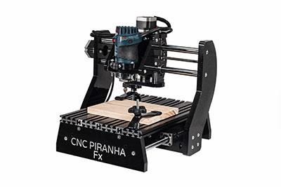 CNC Piranha Image
