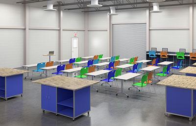 STEM Lab Image