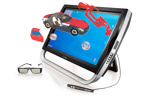 zSpace AIO with GTA (Automotive) Image