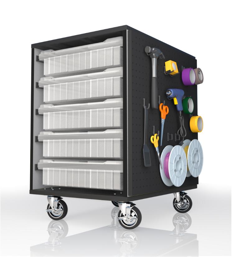 Stewart Storage Cart Image