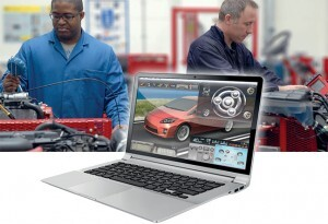 Flexible Hands-On and Online Automotive Solutions Image