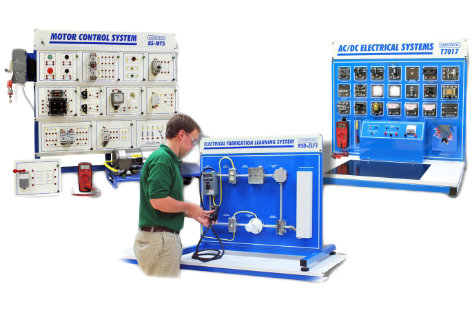 Electrical Learning System Image