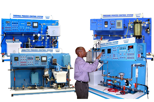 Process Control Learning System Image