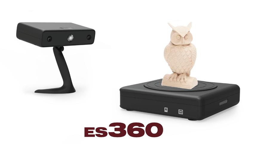 ES360 Desktop 3D Scanner Image