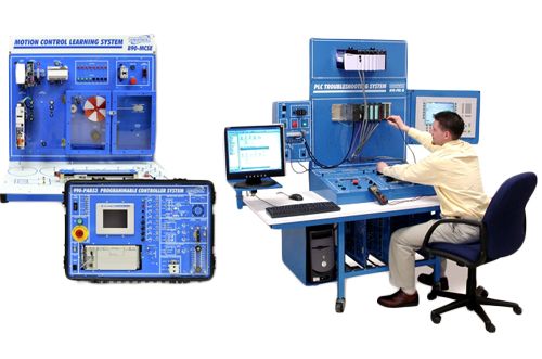 Electronics Learning System Image