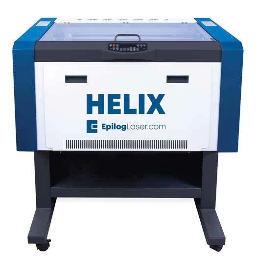 Helix Laser Engraver Image