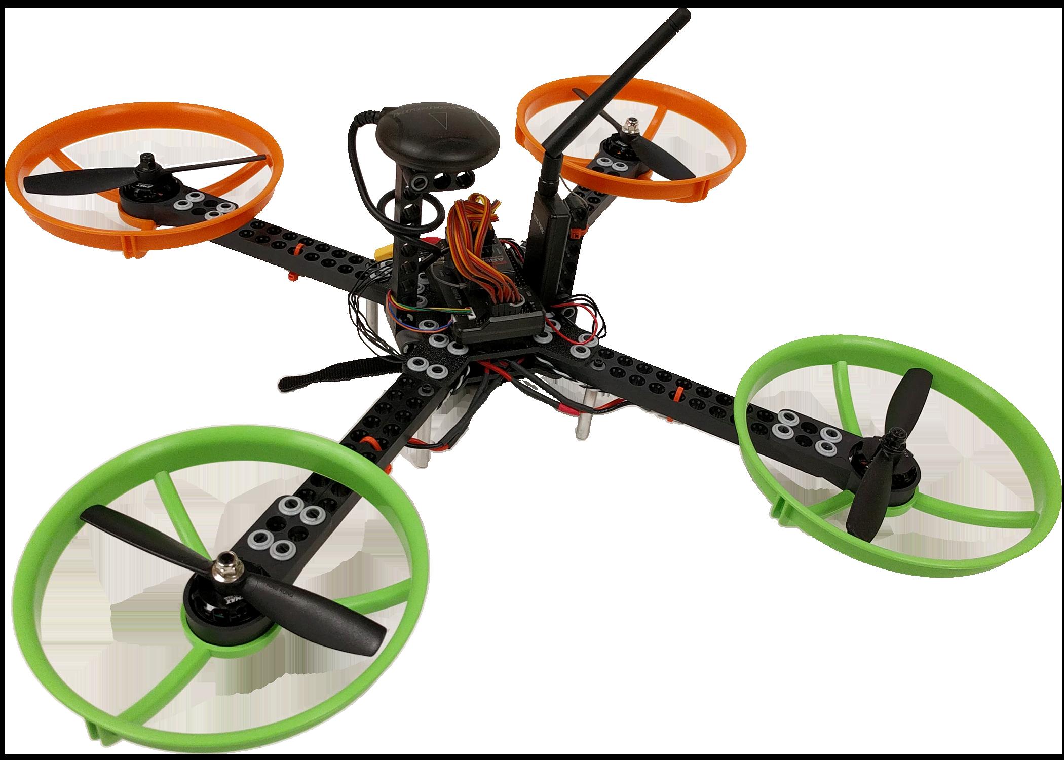 STEM UAV Drone Lab Image
