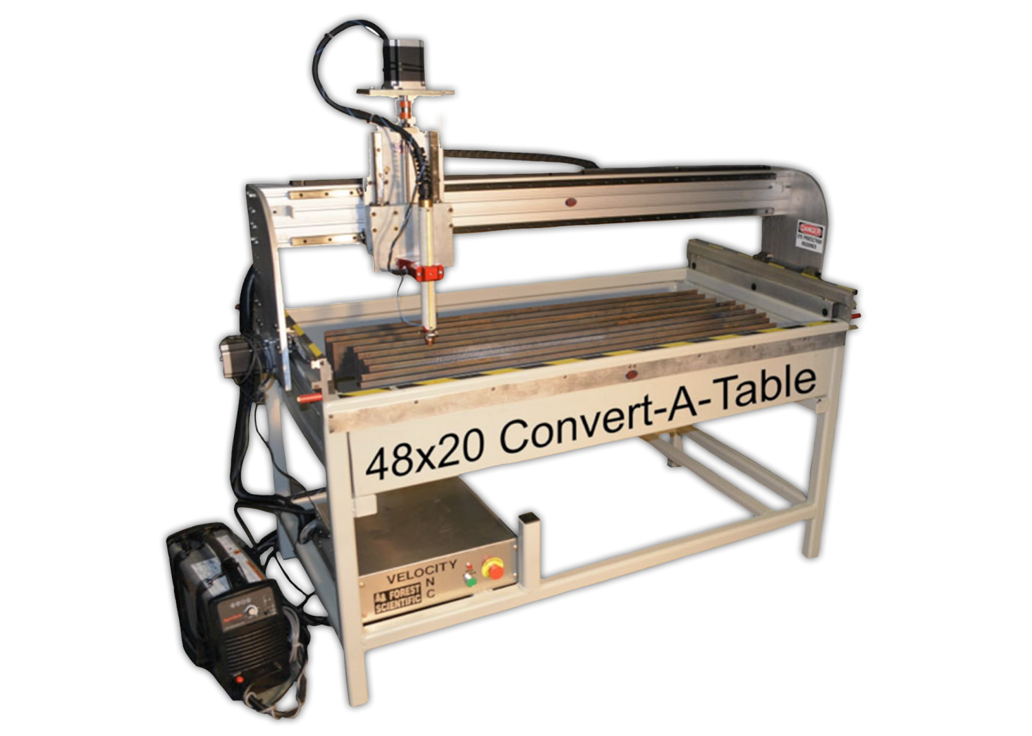 Convert-A-Table Plasma Cutter/Router Image