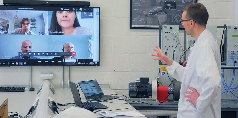 VDAS e-lab Image