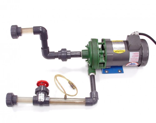 Multiple Pump Learning System Image