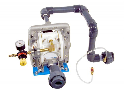 Diaphragm Pump Learning System Image