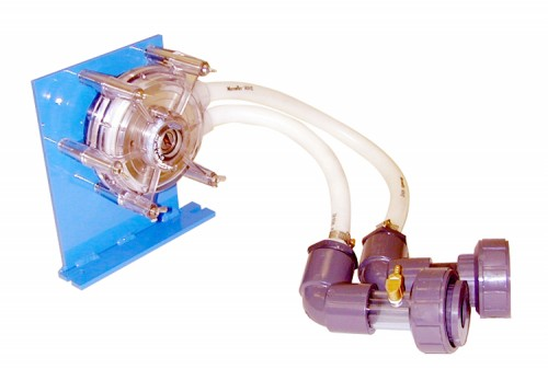 Peristaltic Pump Learning System Image