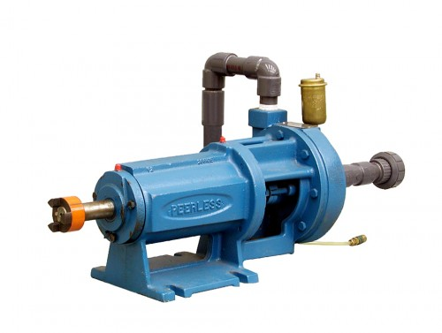 Centrifugal Pump with Stuffing Box Learning System Image