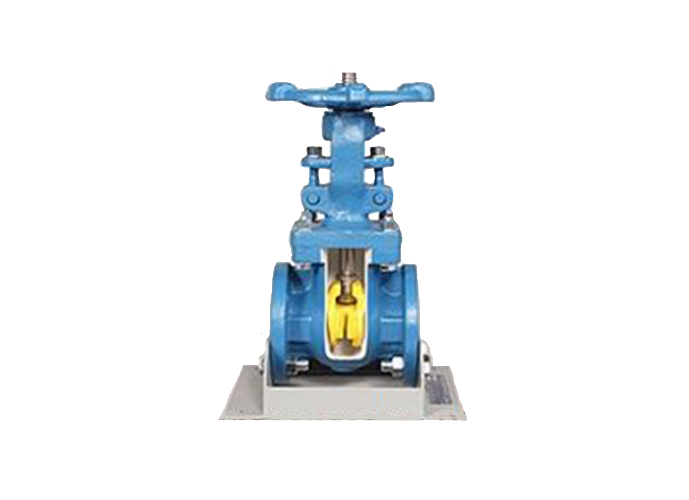 Gate Valve Dissectible Image