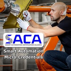 SACA Industry 4.0 Credentials Image