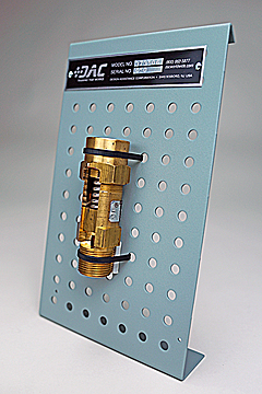 373-506 ACR Straight-Thru Pressure Relief Valve Cutaway Image