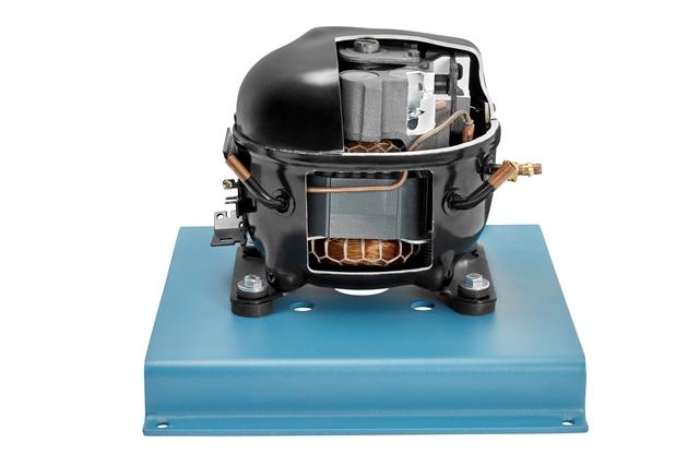 373-110 Hermetic Compressor Cutaway Image