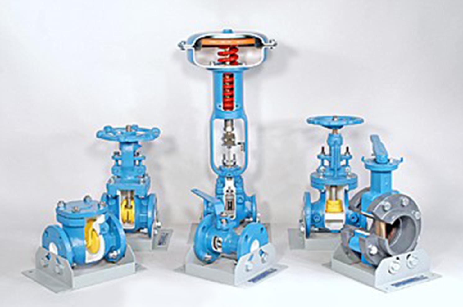 Pumps & Valves Trainers Image