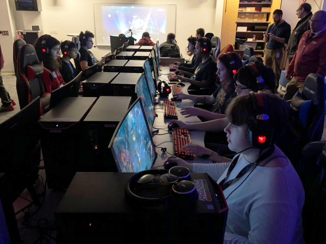 eSports Lab Image